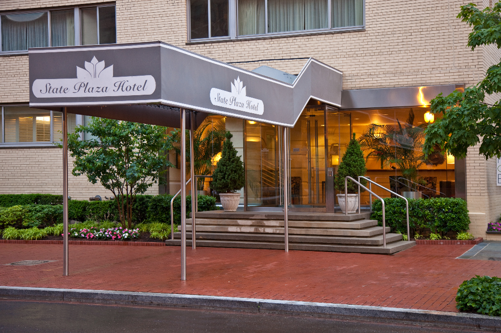 Hotels near George Washington University | Courtyard Foggy