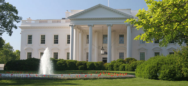 The White House at Washington