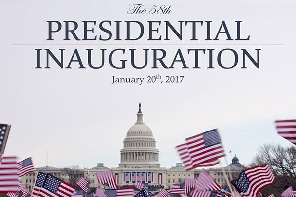 Presidential Inauguration State Plaza Hotel, Washington