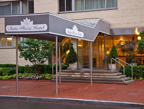 State Plaza Hotel, Washington