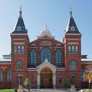 Smithsonian Institution in Washington