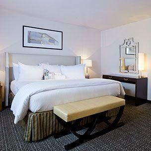 State Plaza Hotel, Washington DC Deluxe King Room