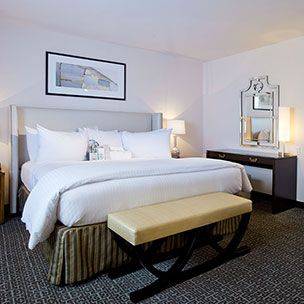 State Plaza Hotel, Washington DC Accessible Deluxe King Room