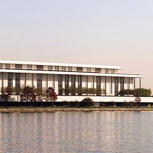 The Kennedy Center in Washington DC