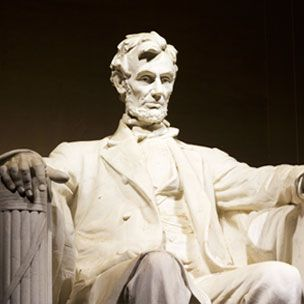 The Lincoln Memorial, Washington DC