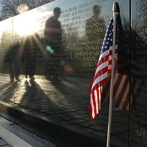 Vietnam Veterans Memorial, Washington