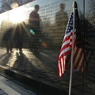 Vietnam Veterans Memorial, Washington