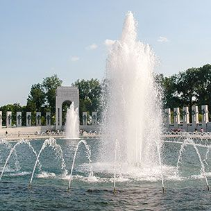 Washington World War II Memorial