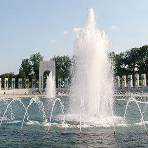 Washington World War II Memorial